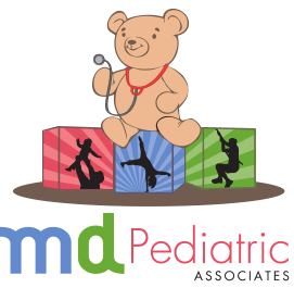 md pediatrics logo