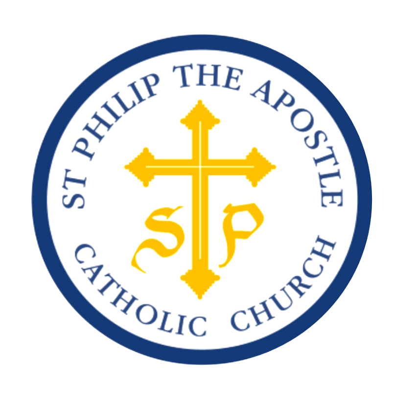 St. Philip Catholic Church Logo